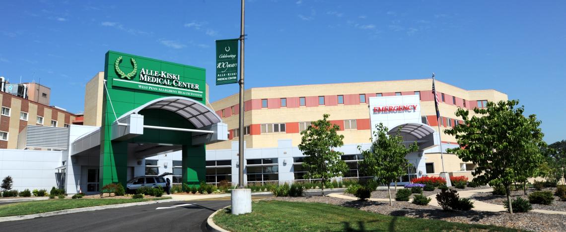 Alle-Kiski Medical Center Exterior