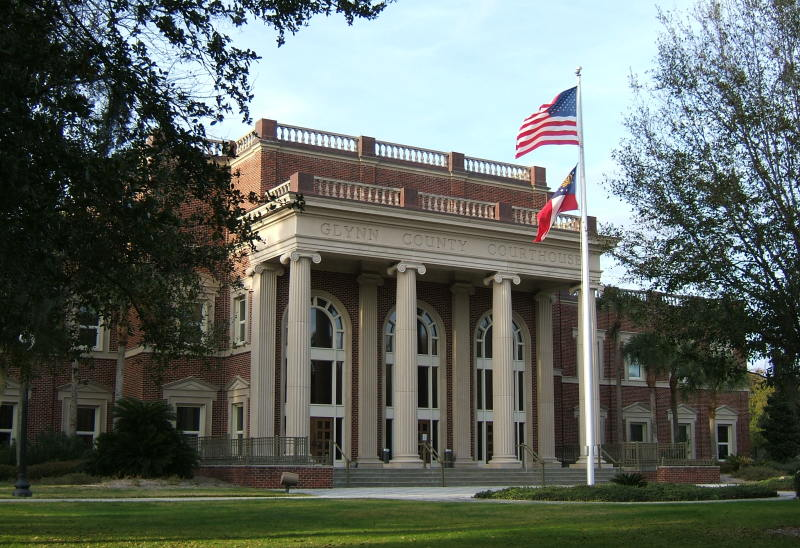 Glynn County Courthouse