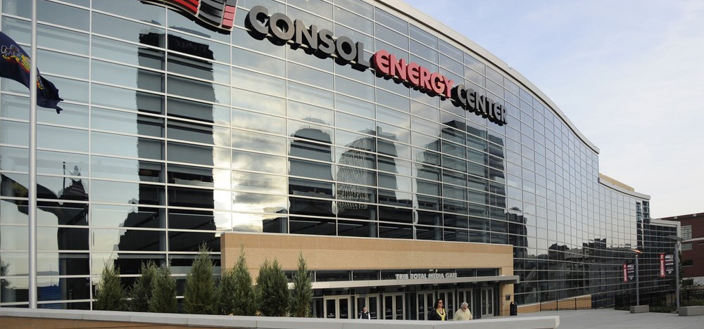 Consol Energy Center Exterior