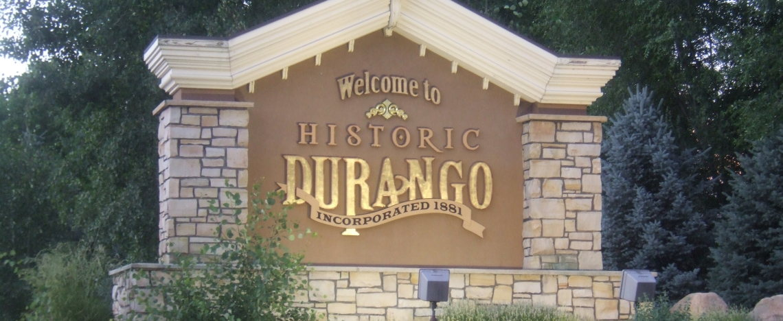 City of Durango Gateway Identification