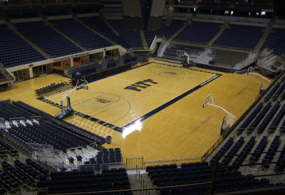 Petersen Events Center Interior
