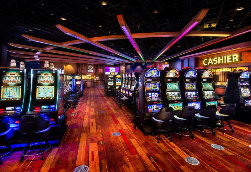 Fort Gibson Casino