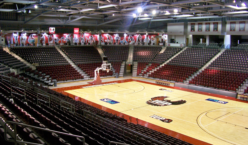Kovalchick Convention & Athletic Center Interior