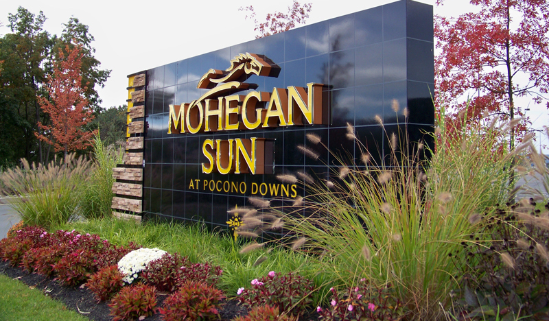 Mohegan Sun at Pocono Downs Racetrack & Casino