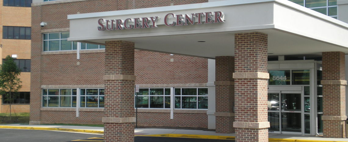 Prince William Hospital Surgery Center