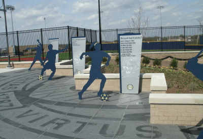 Petersen Sports Complex Donor Recognition