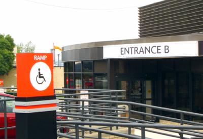 Mount Nittany Medical Center Entrance B