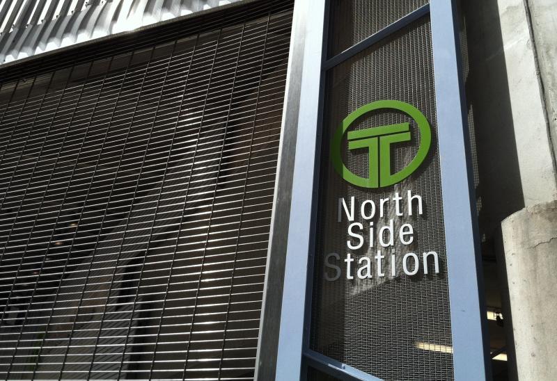 North Shore LRT Station