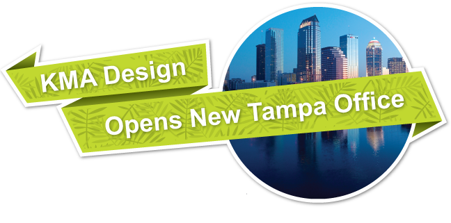 Banner KMA Design Opens New Tampa Office