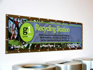 David L Lawrence Convention Center Recycling Center