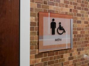 Castle Rock Adventist Health Campus Restroom Identification
