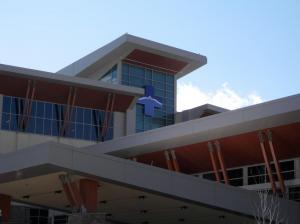 Castle Rock Adventist Health Campus Building Identification