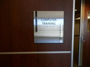 Castle Rock Adventist Health Campus Computer Training Identification
