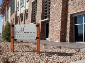 Castle Rock Adventist Health Campus Manna Restaurant